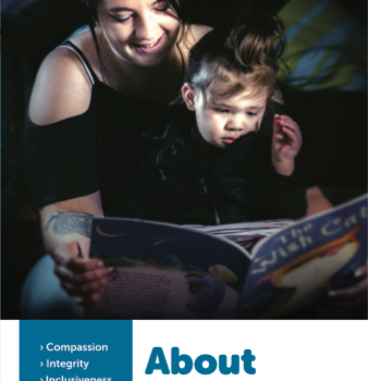 Cover of Anglicare Flyer