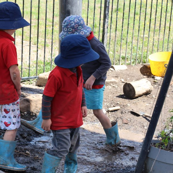 Puddle Play