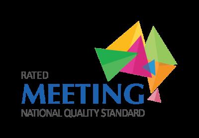 meeting national quality standard logo