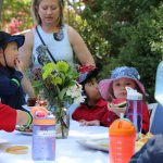 Children from Googong Early Learning