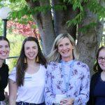 Anglicare Staff - Tatum, Steph, Sandra and Claire