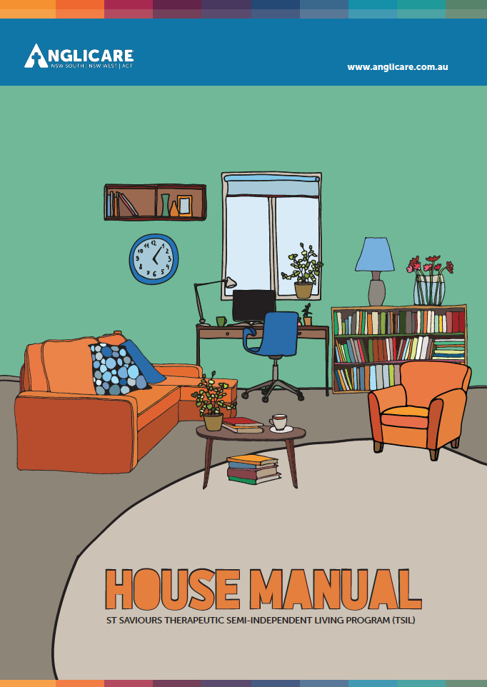 TSIL House Manual Cover