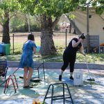 Southern Cross ECS Hail Storm Clean Up